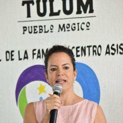 Harán peatonales calles del centro de Tulum para incentivar el comercio