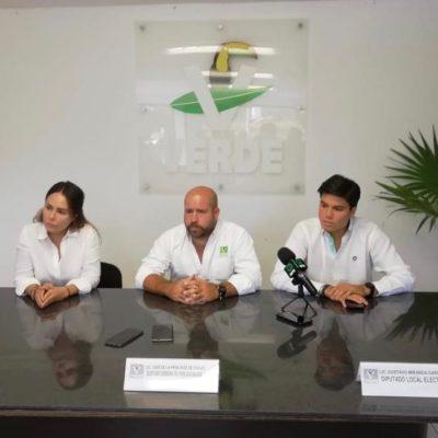 Gustavo Miranda fue elegido coordinador de la bancada del PVEM en la XVI Legislatura