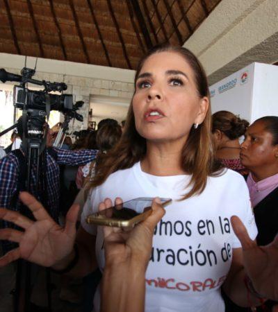 Rompeolas: Ooootra vez, 'asesoran' mal a Mara: el 'jefe' es el Ayuntamiento, no el presidente municipal