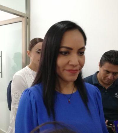 """""""Personal médico es suficiente para atender a personas lesionadas con arma de fuego, pero sería bueno tener más plantilla"""", asegura Alejandra Aguirre"""