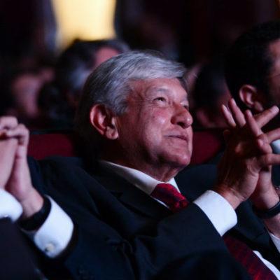 Rechaza AMLO inmiscuirse en pugna protagonizada por Batres y Monreal