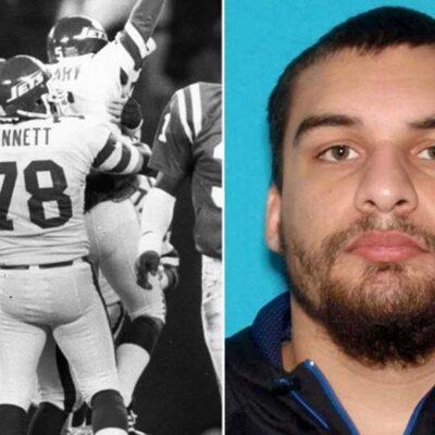 CAE EN CANCÚN BUSCADO POR LA JUSTICIA DE EU: Detiene Fiscalía a Dylan Bennett, principal sospechoso de matar en Minnesota a su madre y a su padre Barry Bennett, ex jugador de la NFL