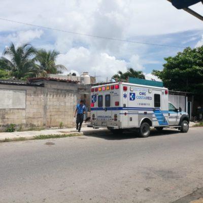 Vecinos piden ayuda psicológica para madre de menores fallecidas en incendio en Playa del Carmen
