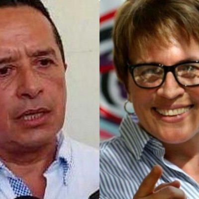 """""""DEBEN LEER LA LEY DE EMERGENCIA POLICIACA PARA ENTENDERLA"""": Revira Carlos Joaquín contra la oposición de la Alcaldesa de Solidaridad"""