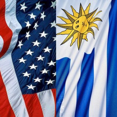 """DAN A EU SOPA DE SU PROPIO CHOCOLATE… PERO NO FUE MÉXICO: Lanza Uruguay 'alerta de viaje' a sus ciudadanos """"ante la creciente violencia indiscriminada"""" en ciudades estadounidenses"""