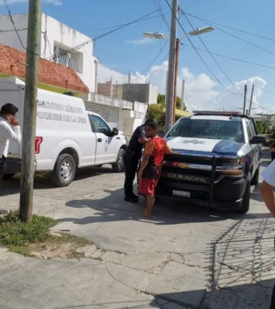 Fallece hombre prensado en Chetumal por falta de ambulancia