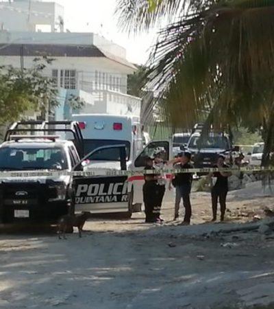 Ejecutan a balazos a un hombre en una palapa a espaldas de 'El Torito' de Cancún