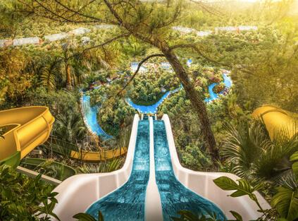 CREAN ALTERNATIVAS AL TURISMO DE PLAYA: Empresarios y gobierno inauguran nuevos parques y promueven la diversificación turística en el Caribe Mexicano