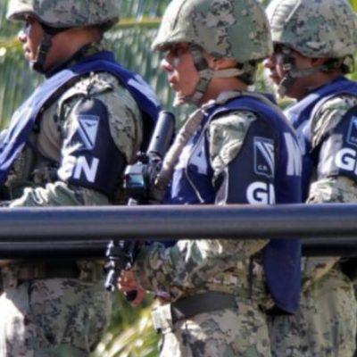 """""""Mientras no haya resultados, Mando Único y Guardia Nacional en Chetumal son faramalla"""", afirma empresario"""