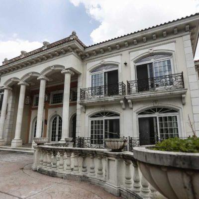 Venden en 102 mdp la mansión de Zhenli Ye Gon