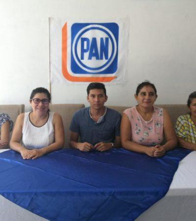 Acusan a Martínez Arcila, Fernando Zelaya y Germán González de aferrarse al control del PAN en QR