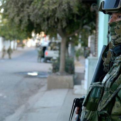 Asesina grupo armado a coronel en Ziracuaretiro, Michoacán, cuando se dirigía a un reunión civil