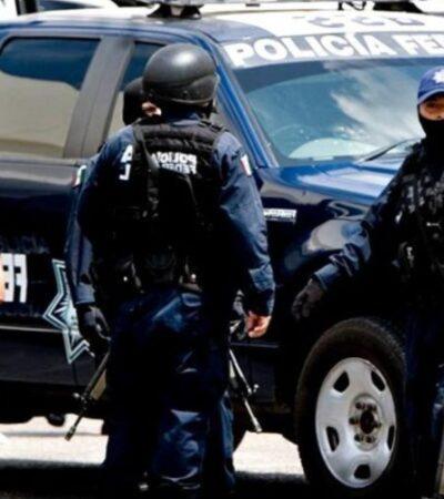 Policía Federal reforzará vigilancia desde Limones hasta la Costa Maya por presencia de narcomenudistas y sobrevuelo de avionetas