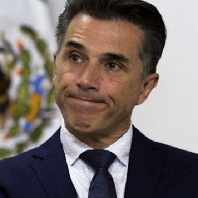Acusan diputadas morenistas a Sergio Mayer de 'manosear' presupuesto de cultura y exigir 'moches'