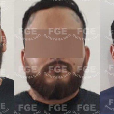 SEGUIMIENTO   Ponen a disposición de un juez a tres presuntos sicarios implicados en una muerte y dos secuestros en Cuna Maya