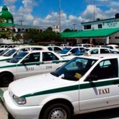 Taxistas mantendrán la tarifa mínima en 35 pesos, pero modificarán montos para las 57 zonas de Cancún