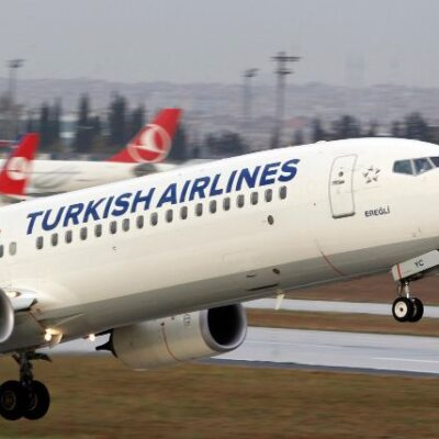 La aerolínea Turkish Airlines iniciará un vuelo directo, sin escalas, en la ruta Estambul-CDMX, Cancún-Estambul