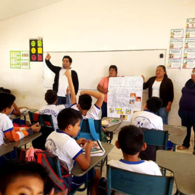 Puerto Morelos implementará programas en beneficio de estudiantes en el regreso a clases
