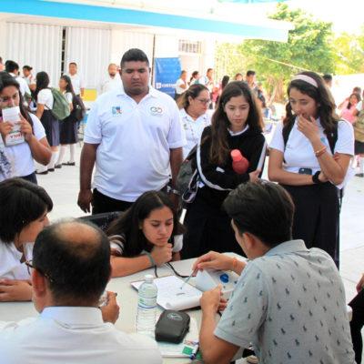 Anuncian en Puerto Morelos actividades para este 10 y 12 de agosto para conmemorar el Día Internacional de la Juventud