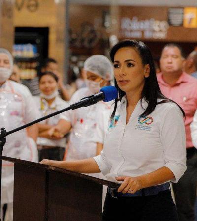 Impulsa gobierno de Laura Fernández la competitividad empresarial con el uso de la tecnología