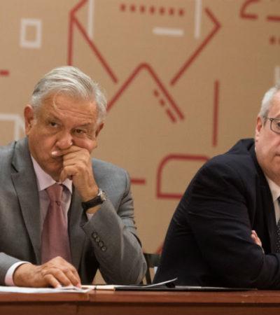 Admiten amparo contra Plan Nacional de Desarrollo de AMLO para que se voté el documento presentado por Urzúa