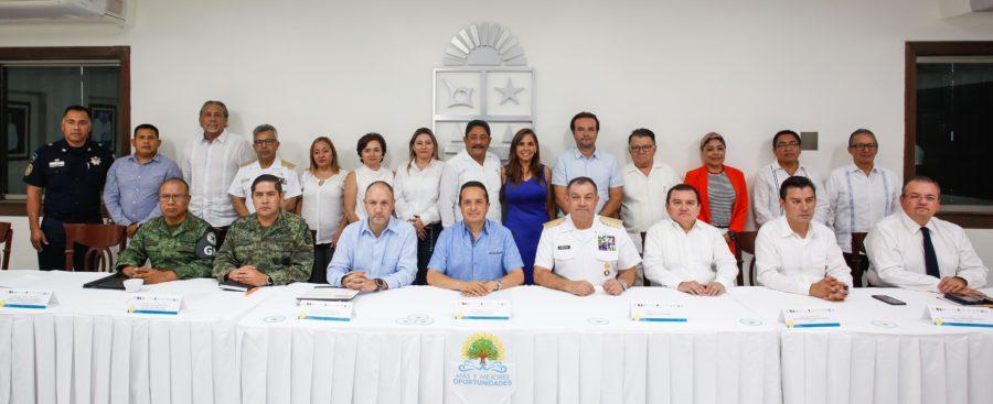 Cozumel sigue siendo el municipio con menor índice delictivo de Quintana Roo, afirma Pedro Joaquín