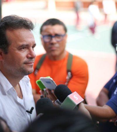 Se prepara Pedro Joaquín para rendir cuentas a Cozumel