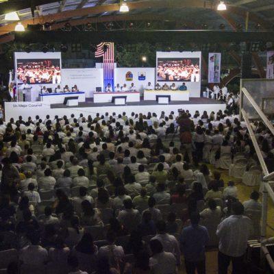 Tras informe, coinciden representantes de los tres órdenes de Gobierno en ver resultados de Pedro Joaquín en Cozumel