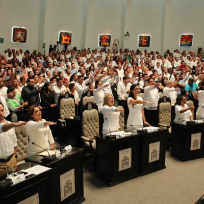 """""""GOLPE A LA DEMOCRACIA NO TIENE PRECEDENTE"""": Condena Asociación de Gobernadores del PAN atropello en el Congreso de Quintana Roo"""