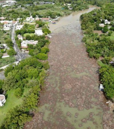 FOTOS | VIDEOS | Deja 'Fernand' inundaciones y un desaparecido en Nuevo León