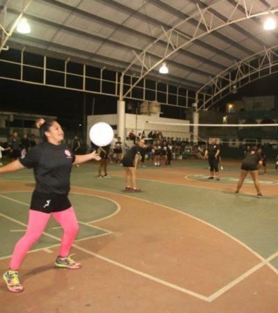 Lanzan convocatoria para participar en la Liga Municipal de Voleibol temporada 2019 en Isla Mujeres