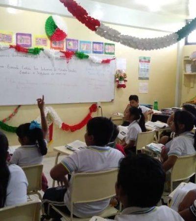"""El concurso de dibujo infantil """"Guardianes de los Mares"""" promueve cuidado de recursos naturales en Isla Mujeres"""