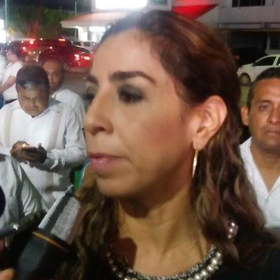 Se deslinda Marybel Villegas de señalamientos por provocar inestabilidad en la XVI Legislatura y el Cabildo de OPB