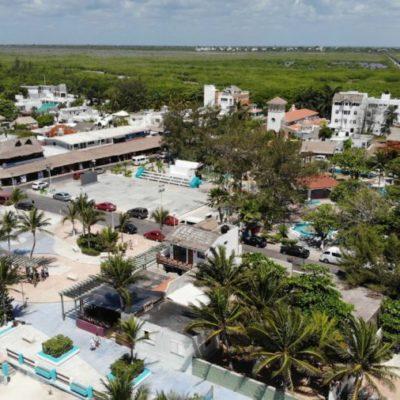 Se fortalece el programa de protección a la tortuga marina y avanza la cobertura del servicio de drenaje sanitario en Puerto Morelos