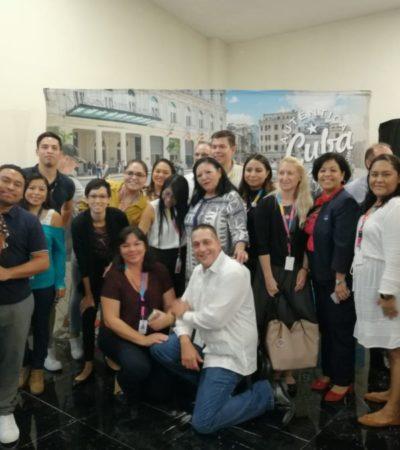 Se une Cancún a la celebración de los 500 años de fundación de La Habana