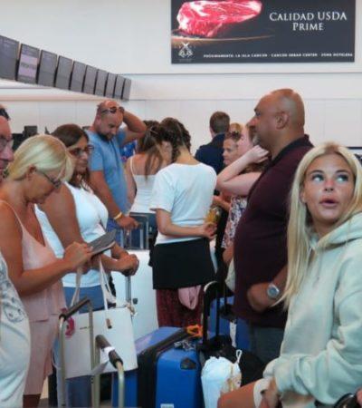 Hoteleros de la Riviera Maya activan asesorías y ayuda a turistas extranjeros afectados por la quiebra de la agencia Thomas Cook