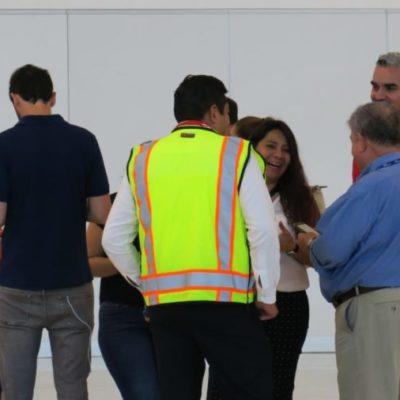 Embajada británica permanecerá 15 días en el aeropuerto de Cancún para asegurar repatriación de ingleses afectados por quiebra de la aerolínea Thomas Cook