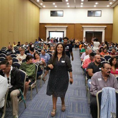 Acredita México Libre más de 300 firmas en asamblea de Playa del Carmen