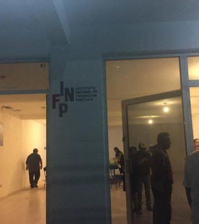 Inauguración de nueva oficina de Morena ocasiona más divisionismo entre la militancia quintanarroense