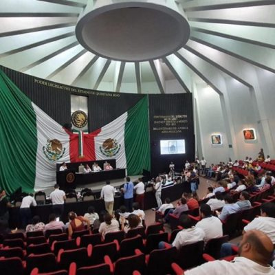 Revisarán la Ley Orgánica del Poder Legislativo para erradicar reformas y acciones a modo