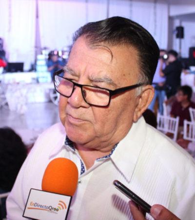 HASTA LOS DELINCUENTES SON TURISTAS: Afirma Arturo Abreu que la inseguridad es un problema difícil de atacar en Cancún