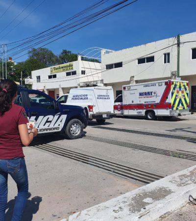 Aborta adolescente en clínica de Playa del Carmen