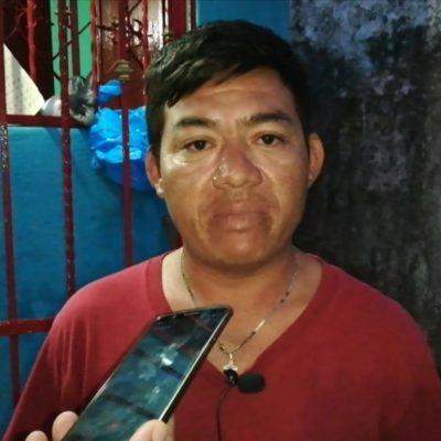 """""""AL VER QUE ESTABA GRABANDO, SE ME ABALANZARON"""": Exhiben en video caso de abuso policiaco en Cozumel"""