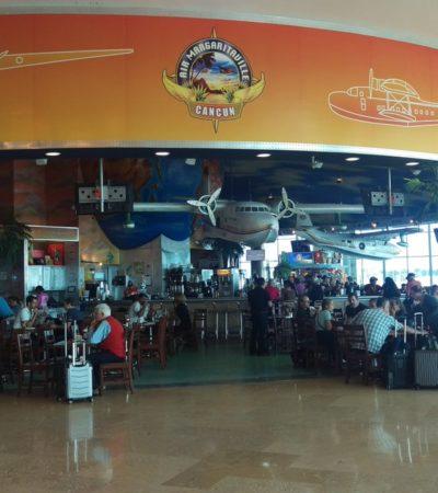 Espera ASUR crecimiento de 2% de pasajeros en Cancún