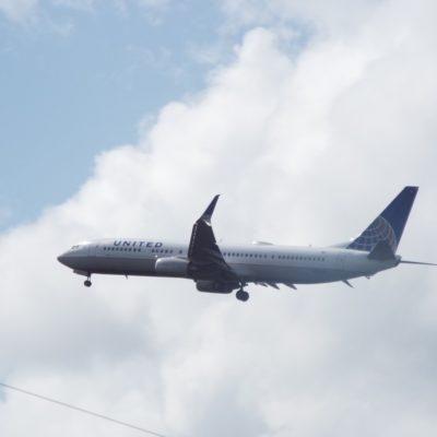 Cancelan 9 operaciones en Aeropuerto de Cancún por huracán 'Dorian'