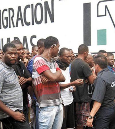 Aclara INM que amparo a migrantes africanos no les permite libre tránsito, solo detiene deportación