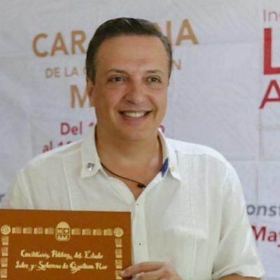 El diputado, los mayas y la Constitución | Por Gilberto Avilez Tax