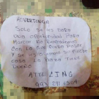 ATERRA CJNG A COMERCIANTES DE COATZACOALCOS: Pagan extorsión o atacan a sus familias