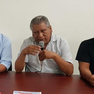 Suspenden antorchistas manifestación en Chetumal