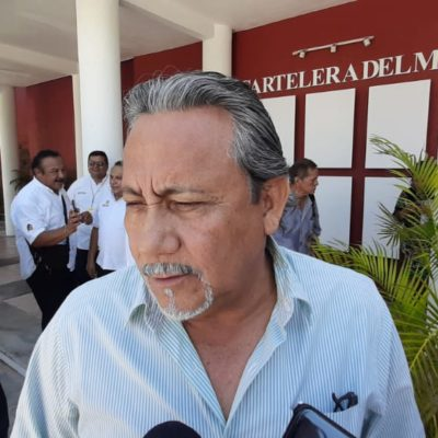 Confirma Arturo Contreras que se reinicia la defensa de los límites de Quintana Roo con litigio iniciado por Yucatán